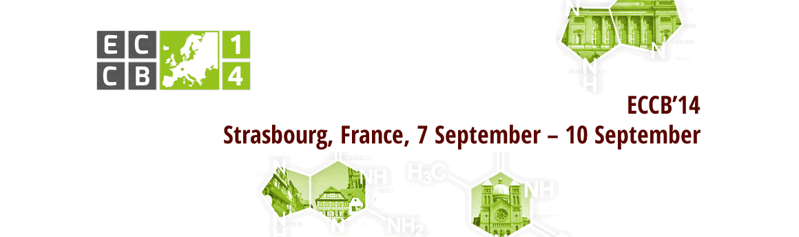 European Conference on Computational Biology 2014