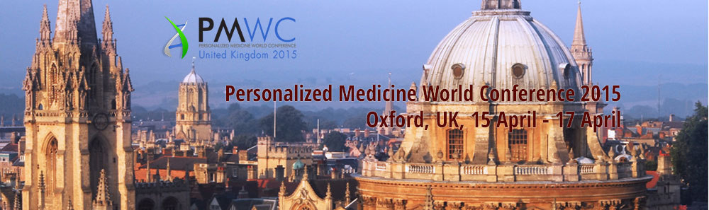 Personalized Medicine World Conference